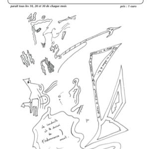 Couverture du sOnneur du scripteur n°06
