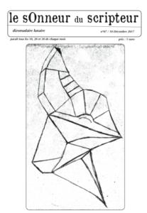 Couverture du sOnneur du scripteur n°07