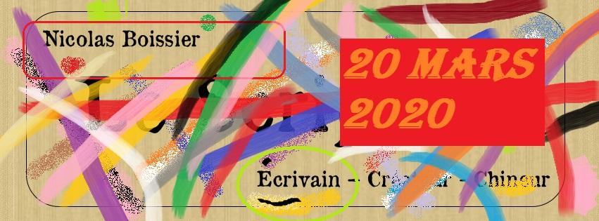 En attente du 20 mars 2020